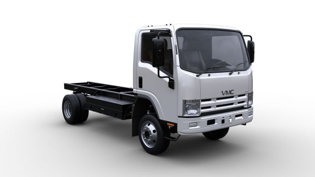 The all-new Vicinity 1200 fully electric Class 3 Truck. - Photo: Vicinity Motor Corp.