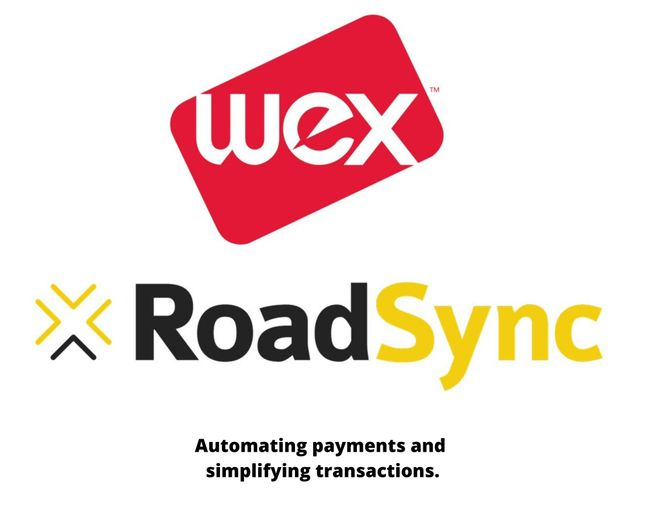 Heavy truck repair, towing and maintenance shops using RoadSync Checkout can now include WEX OTR payments. - Photo: RoadSync & WEX