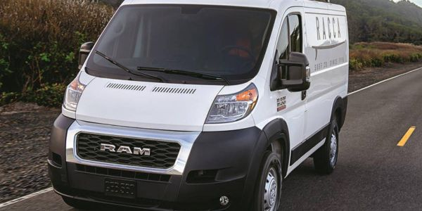 The Ram ProMaster van drove a 129% increasein total salesover the prior year.