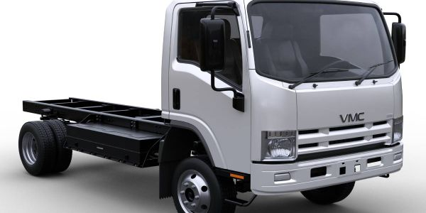 The Vicinity 1200 fully electric Class 3 truck is designed for urban environments and...