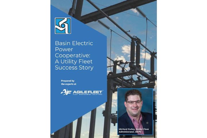 Agile Fleet Management Solutions has released a white paper detailing how the utility drives down the total cost of providing energy to its customers while enhancing levels of service to their drivers. - Photo:Agile Fleet Management Solutions