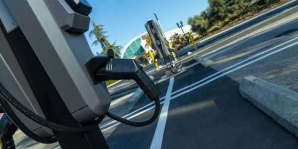 Fairplex in Pomona installed 200 charging ports, the largest project of the Charge Ready pilot...