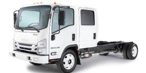 XL Fleet Introduces Hybrid-Electric Drive Upfit for Isuzu NPR-HD