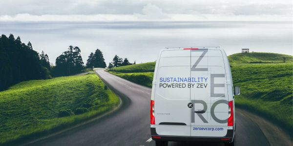 Zero Electric Vehicles has announced its first Mercedes Benz Sprinter 2500 electric vehicle...