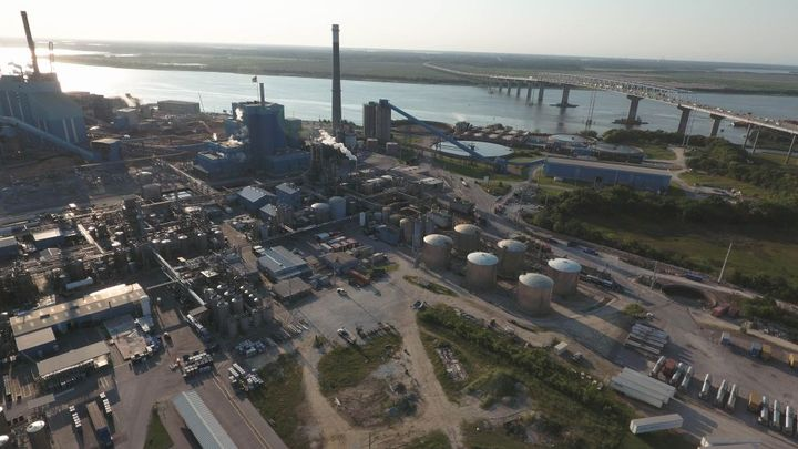 RNG accounts for 53% of fuel used in natural gas vehicles today, totaling 345 million gasoline gallon equivalents (GGE) in 2020 and plants such as the Charleston, S.C. one pictured are integral to that growth. - Photo: Ingevity