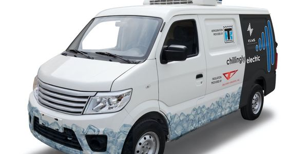 Thermo King will integrate its E-200 all-electric refrigeration unit into the ELMS' Urban...