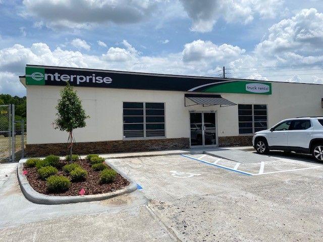 new North Jacksonville branch brings the total number of Enterprise Truck Rental locations in the Jacksonville area to three. - Photo: Enterprise Truck Rental