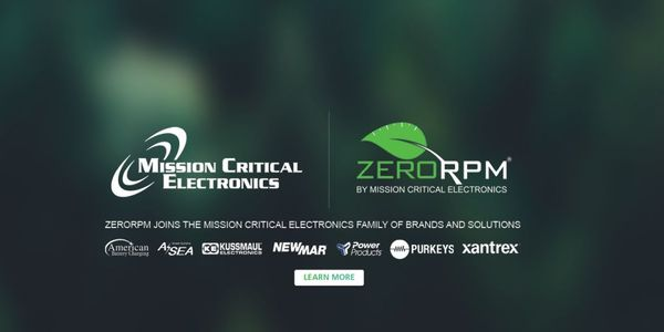 MCE will expand on ZeroRPM's existing strength in the work truck industry and bring them to...