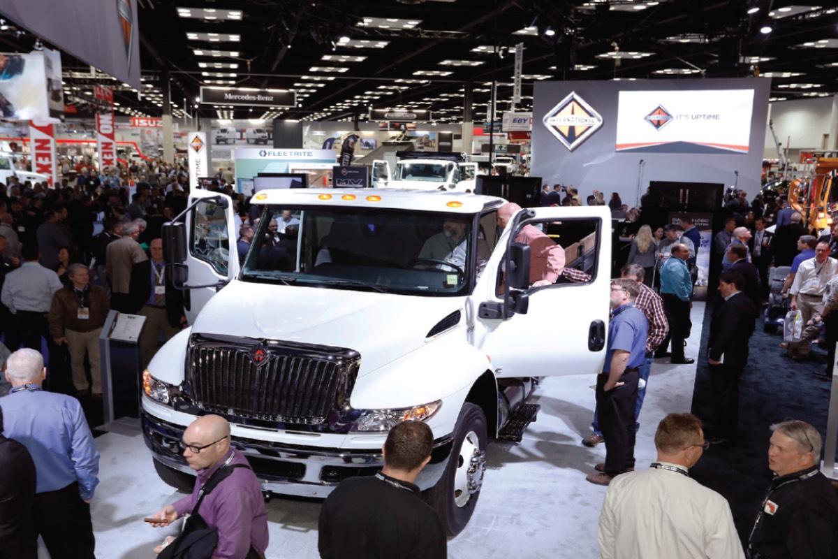 NTEA's Work Truck Industry 2021 Mid-Year Update