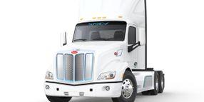 Peterbilt Receives Order for Five Model 579EVs