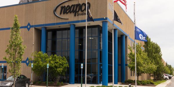 Neapco was originally known as New England Auto Products Corporation.