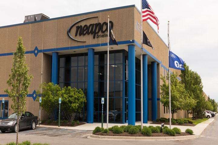 Neapco was originally known as New England Auto Products Corporation. - Photo: Neapco