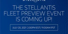 Stellantis Fleet Preview Event to Cover MY-2022 Updates and More