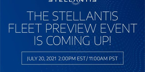 The Stellantis Fleet Preview Event to providean overview of the company's electrification...