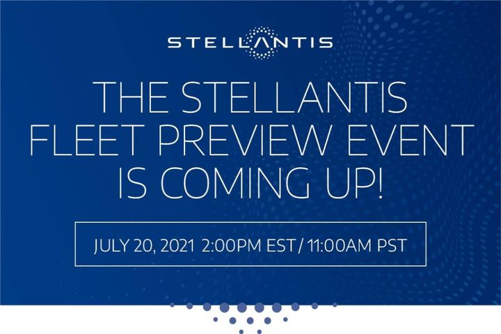 The Stellantis Fleet Preview Event to providean overview of the company's electrification strategy and more. - Photo: Stellantis