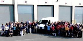 Mercedes-Benz Vans Celebrates 15 Years in Charleston