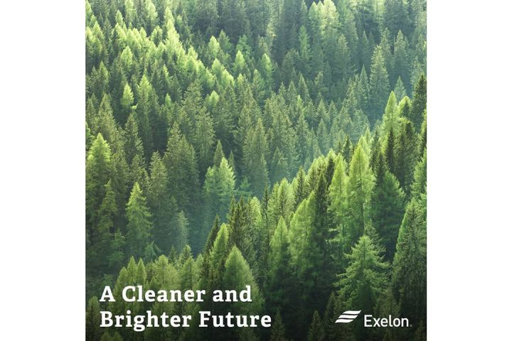 The expanded goal targets operations-driven emissions and helping customers meet climate goals through equitable clean energy solutions. - Photo: Exelon (Twitter)