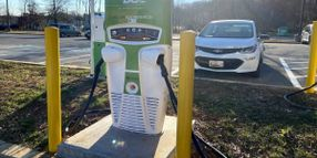 Tritium Partners with Greenlots, Baltimore Gas and Electric For Central Maryland EV Charging