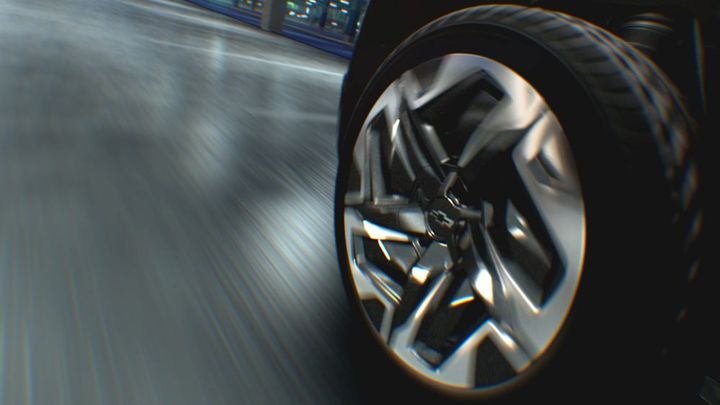 The Chevrolet Silverado Electric pickup will feature Four-Wheel Steer. - Photo: Chevrolet