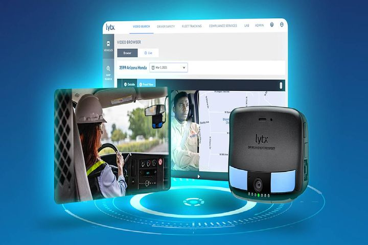 Lytx expands its all-in-one fleet management platform with integrations for more streamlined operations and data-driven insights. - Photo: Lytx
