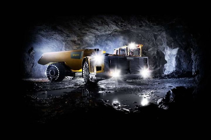 Converting the mine's fleet from previously proposed diesel equipment to electric vehicles will allow Twin Metals to significantly reduce its onsite greenhouse gas emissions (GHG) by 65%. - Photo:Copyright © Epiroc