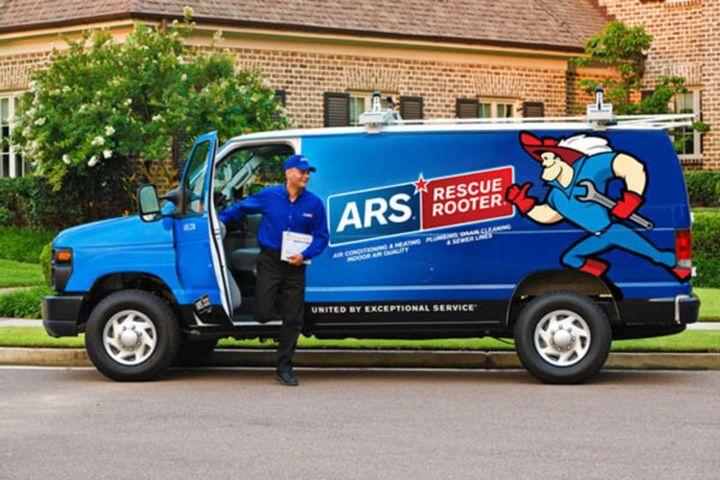 ARS is a brand of American Residential Services, with more than 69 locations in 24 states nationwide. - Photo:ARS Rescue Rooter