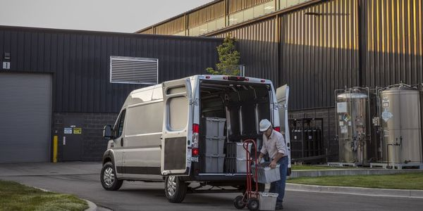 Ram ProMaster features up to 6,910 pounds of towing capability and a best-in-class 4,680 pounds...