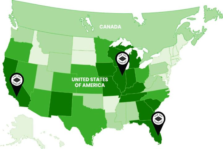 357 Company's leadership team is headquartered in Illinois. - Photo: 357 Company