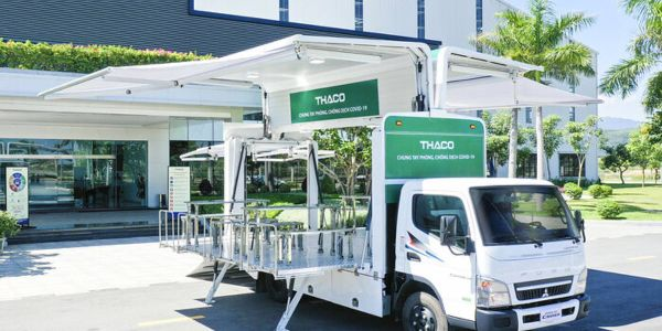 THACO became the exclusive wholesale distributor and local assembly partner for FUSO products in...
