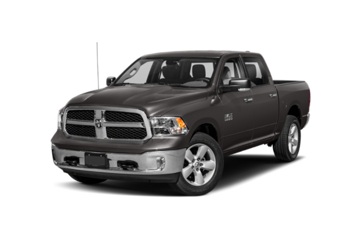 The 2020 Ram 1500 Classic is part of the recall. - Photo: Ram
