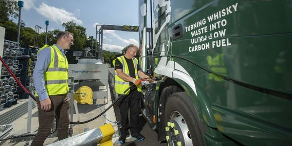 RNG, made from organic waste, is a pipeline quality gas fully interchangeable with CNG and is...