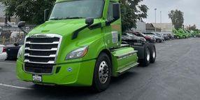RoadEx Adds Natural Gas Trucks Through Adopt-A-Port