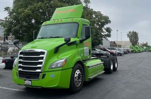 RoadEx America will be using renewable natural gas to reduce truck emissions. - Photo: RoadEx America