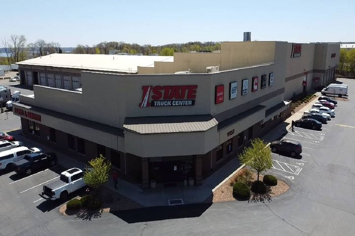 SelecTrucks of the Twin Cities is a member of I-State Truck Center family of dealerships. - Photo: SelecTrucks