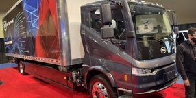 Two New Electric Trucks from BYD