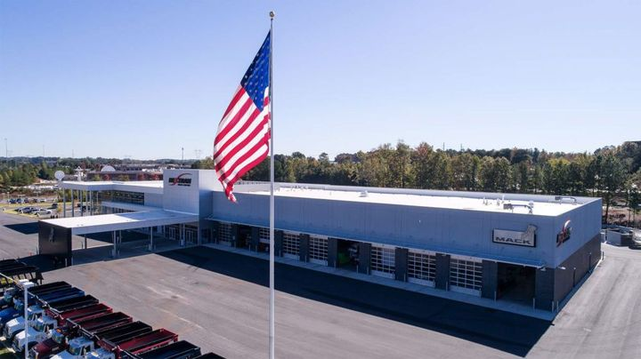 Longtime Mack Trucks dealer Nextran Truck Centers acquired Westfall-O'Dell Truck Sales, making the acquisition one of the largest by a Mack dealer in the past five years. - Photo: Mack Trucks