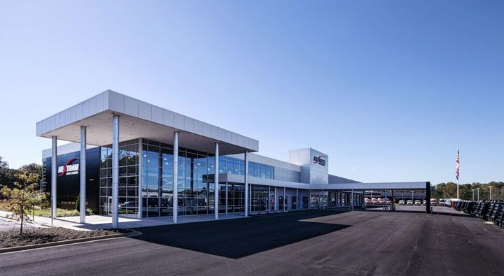Nextran Truck Centers, a longstanding Volvo Trucks North America dealer, has acquired Westfall-O'Dell Truck Sales, adding five new Volvo Trucks locations to its dealer network. Shown here is Nextran's Duluth, Georgia location. - Photo: Volvo Trucks