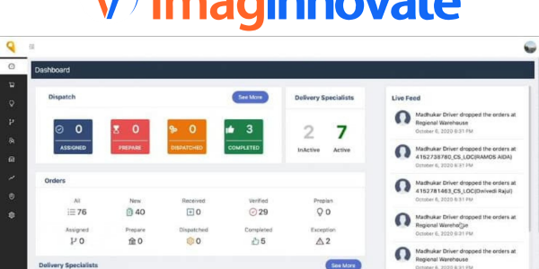 Imaginnovate started out developing professional services software for Fortune 500 logistic...
