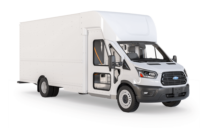 Utilimaster is a brand of The Shyft Group's Fleet Vehicles & Services business unit. - Photo: Utilimaster