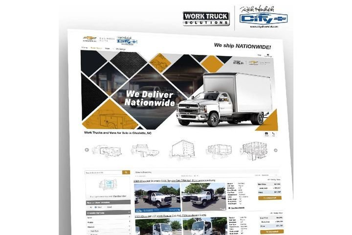The expanded partnership marks a significant uptick in vehicle search availability for Hendrick Automotive Group commercial customers. - Photo:Work Truck Solutions