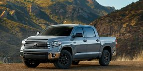 Toyota Recalls Tundra Over Headlight Electrical Connector