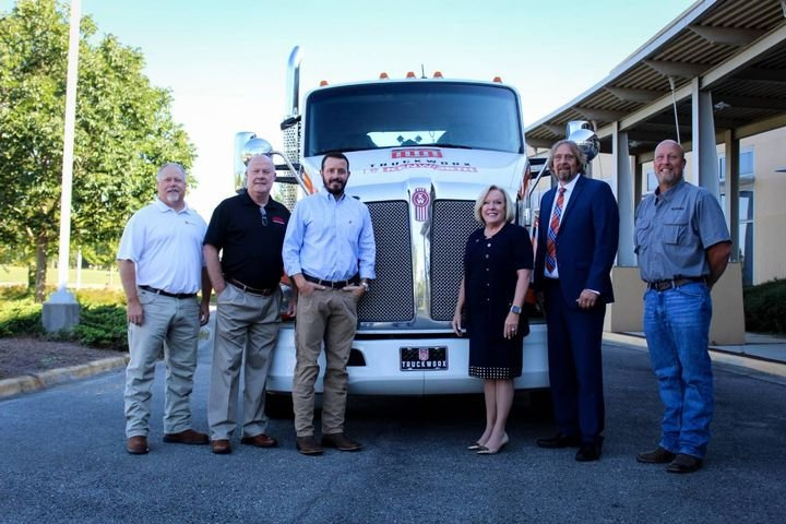 In addition to serving traditional students on campus, Wallace State's Diesel by Distance program allows students to earn the same academic degrees and certificates with limited visits to the school's campus, located in Hanceville, Alabama. - Photo: Truckworx