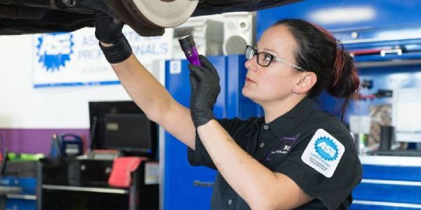 The National Institute for Automotive Service Excellence (ASE) offers T-Series and E-Series...