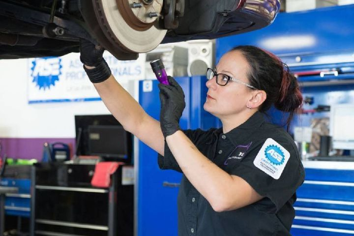 The National Institute for Automotive Service Excellence (ASE) offers T-Series and E-Series certification tests that verify the proficiency of professional service technicians who work on medium-heavy trucks and equipment. - Photo: ASE Facebook page