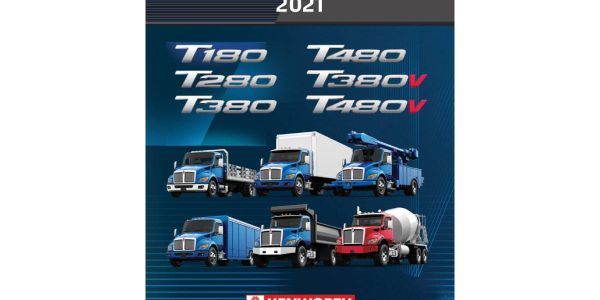 Kenworth has published a comprehensive, 132-page online body builder manual focused on its new...