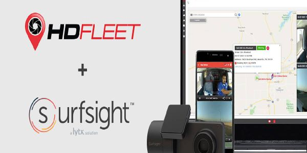 HD Fleet will offer Lytx's Surfsight portable video event data recorder (VEDR)     to...