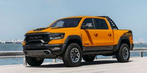 Ram Debuts Three New Models at the State Fair of Texas