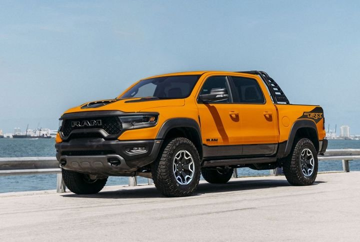 There will only be 875 Ram 1500 TRX Ignition Edition units available. - Photo: Ram