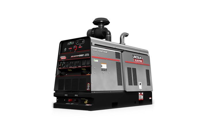 The Air Vantage, offering a welder, generator, and air compressor, wouldn't exist without VMAC, a mobile air manufacturer that provides compact yet powerful air compressor technology. - Photo: VMAC
