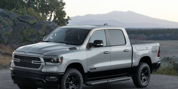 All 2022 Ram 1500 models will feature the Ram Clean Air System, which separates out pollen,...